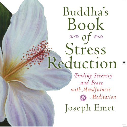 Buddha's Book of Stress Reduction cover art
