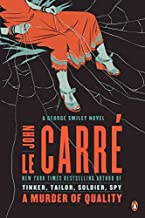 A Murder of Quality: A George Smiley Novel by Le Carre John (2012-10-02) Paperback