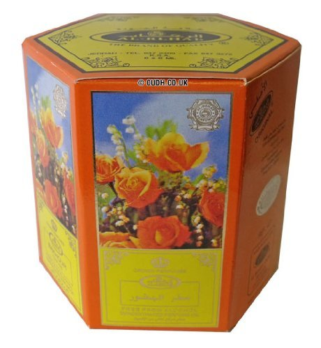 Bakhoor Perfume Oil - 6 x 6ml by Al Rehab by Al Rehab
