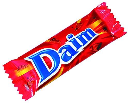 36 x Chocolade Reep Daim 28 gram