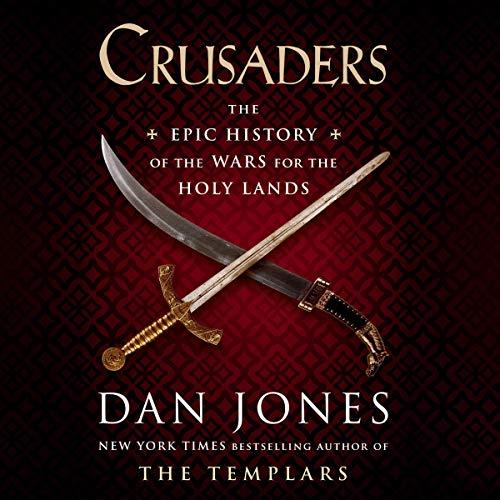 Crusaders audiobook cover art