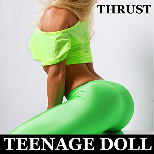 Teenage Doll audiobook cover art