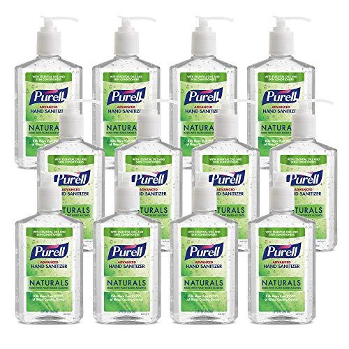 Purell NATURALS Advanced Hand Sanitizer  Only $36.79!