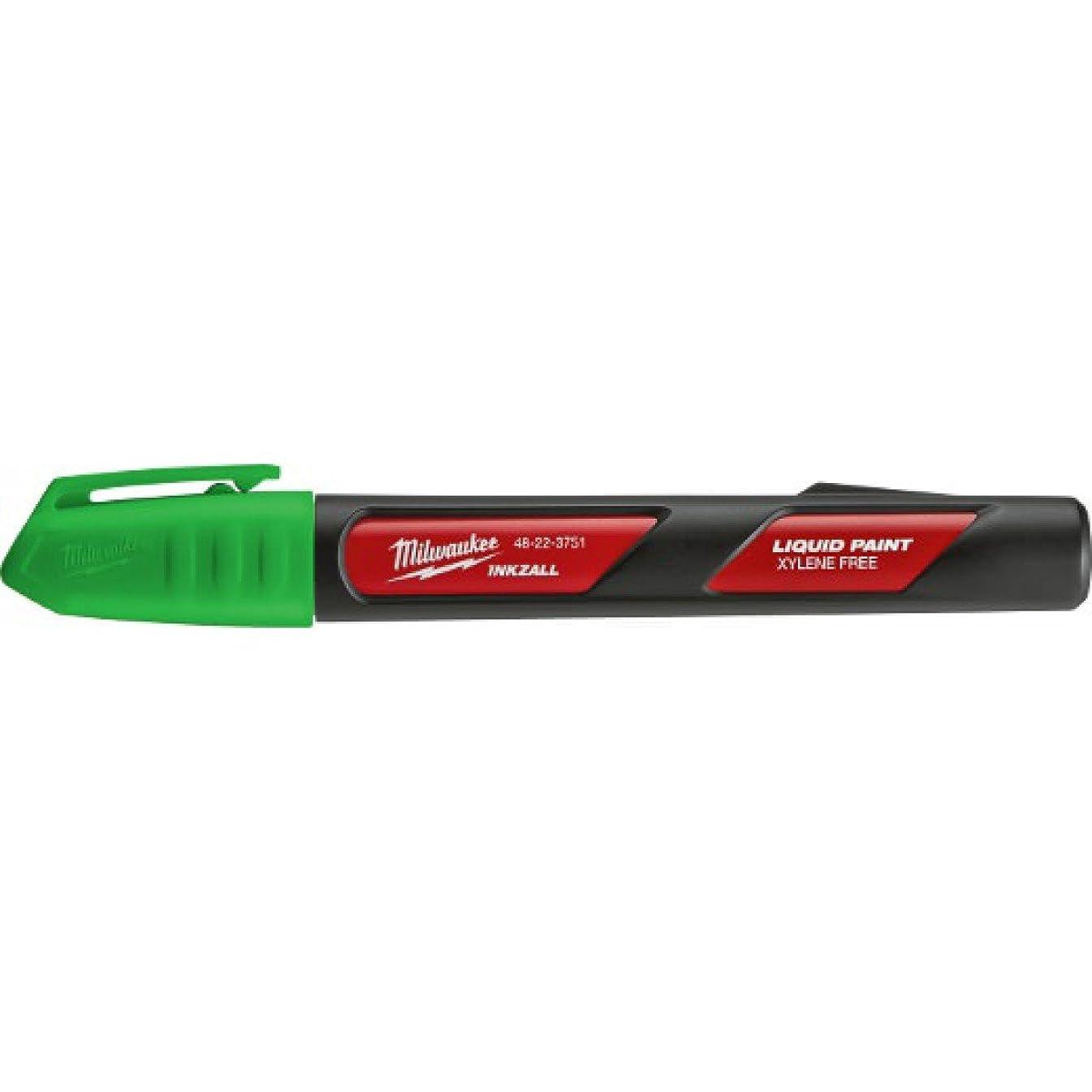 MILWAUKEE INKZALL Green Pai
