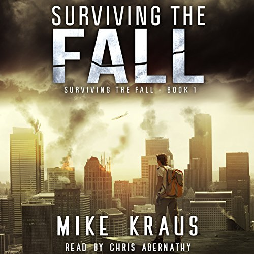 Surviving the Fall audiobook cover art