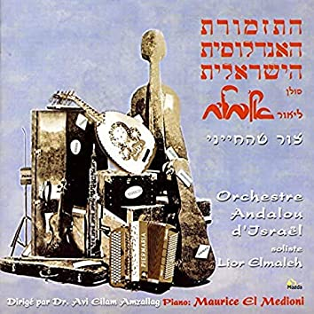 Orchestre Andalou D'Israel with Lior Elmaleh
