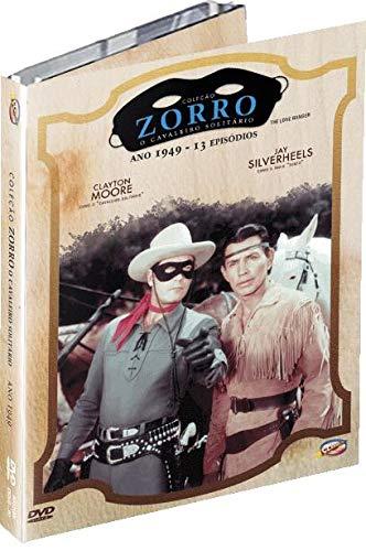 Coleção Zorro O Cavaleiro Solitário Vol.1