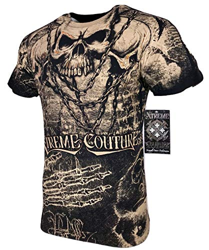 Black Couture Mma T-Shirt - 8