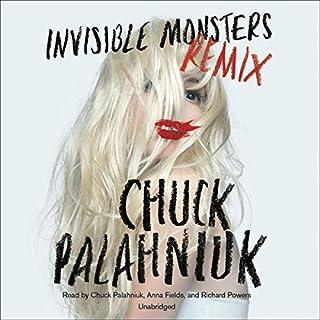 Page de couverture de Invisible Monsters Remix