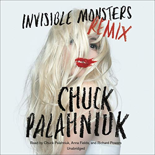 Couverture de Invisible Monsters Remix
