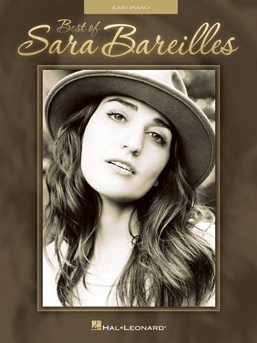 Best of Sara Bareilles: Easy Piano