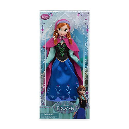 Disney Frozen Exclusive 12 Inch Classic Doll Anna by Samorthatrade by Samorthatrade