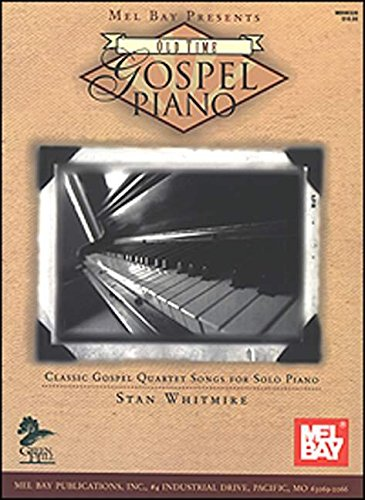 Old Time Gospel Piano (Green Hill Records)