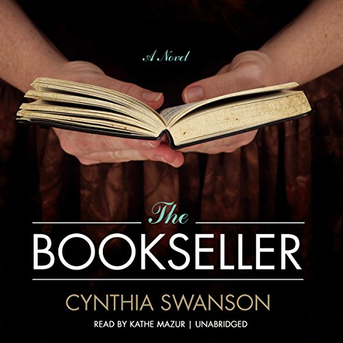 The Bookseller audiobook cover art