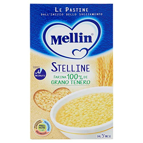 Mellin Le Pastine Stelline, 320g