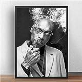 LGXINGLIyidian Snoop Dogg Poster Sänger Star Musik