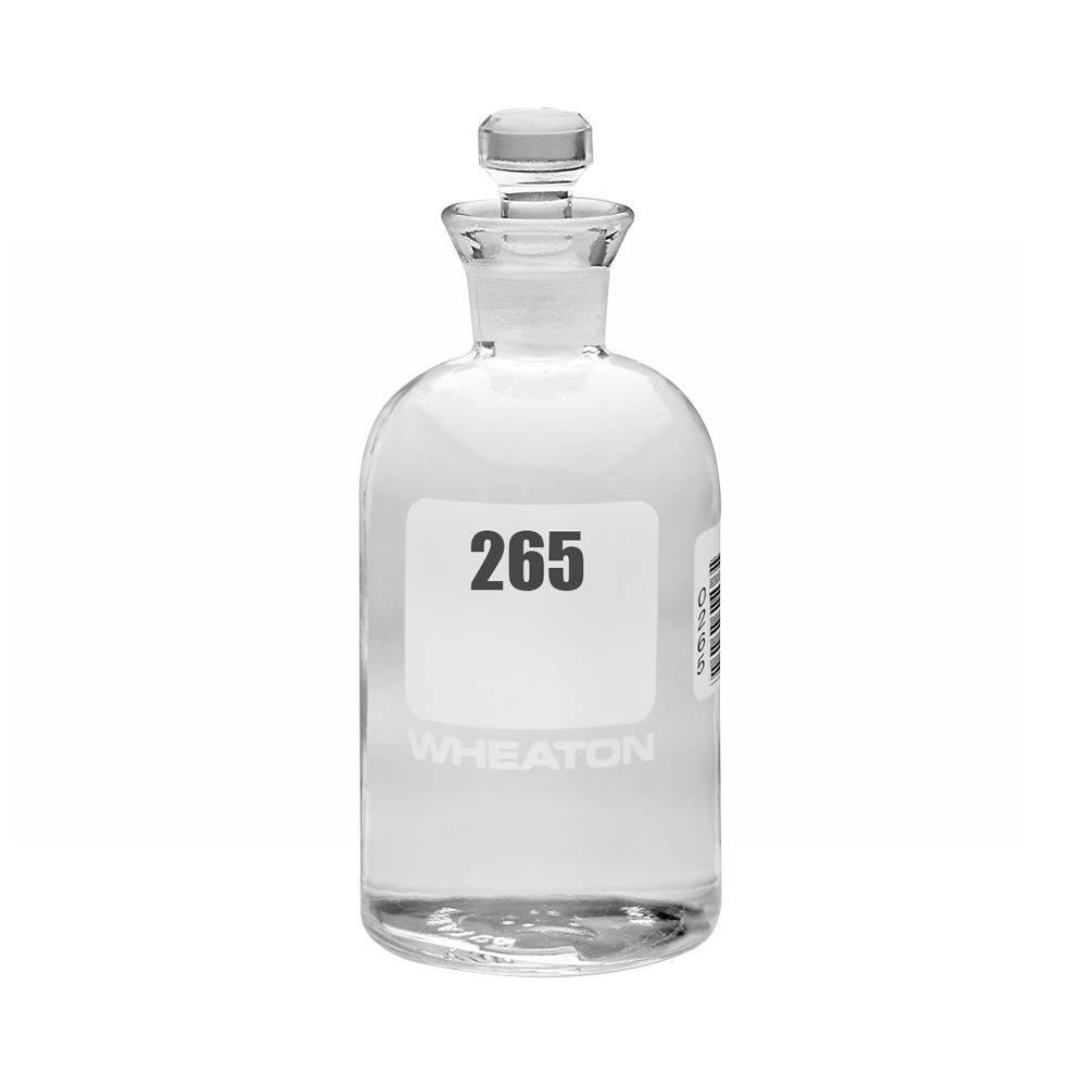 Wheaton 227497-12 Tulsa Mall BOD Bottle 300mL 2 Numbered Stopper Special price for a limited time Robotic