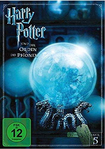 Harry Potter und der Orden des Phönix [DVD] * Teil 5