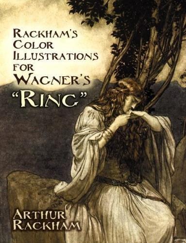 """Rackham's Color Illustrations for Wagner's """"Ring"""" (Dover Fine Art, History of Art)の詳細を見る"""
