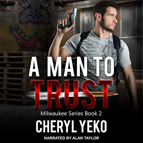 A Man to Trust audiobook cover art