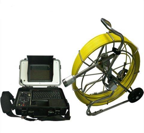 mabelstar 60m gut Wasser Gullydeckeln Brunnen Kanalisation Rohr Inspektionskamera System Video-Endoskop Ablauf Kamera