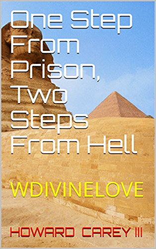 One Step From Prison, Two Steps From Hell: WDIVINELOVE (English Edition)