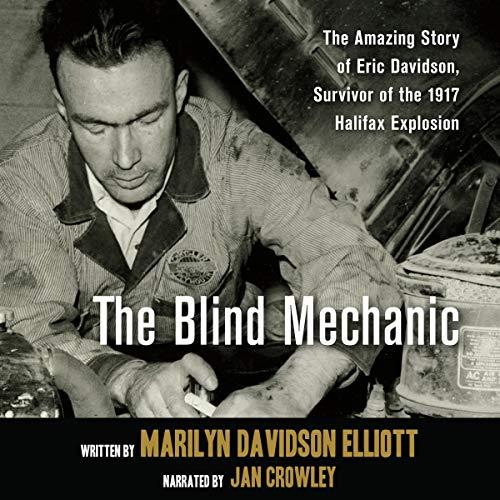 The Blind Mechanic Audiobook By Marilyn Davidson Elliott cover art