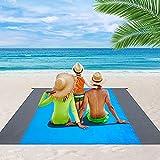 OVINESY Beach Blanket Waterproof...