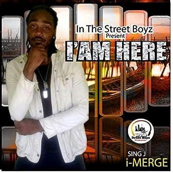 I'm Here - Single