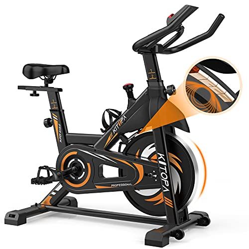 Kitopa Magnetic Resistance Exercise Bike with LCD Monitor Only $180.99 (Retail $329.99)