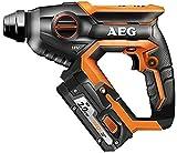 AEG 4935464985 BBH18C LI-202C - Martillo combinado (18 V,...