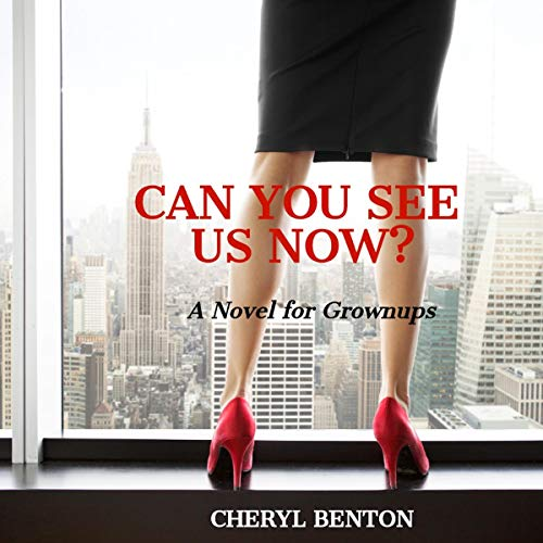 Can You See Us Now? audiobook cover art