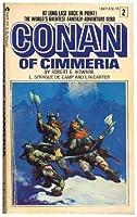 Conan of Cimmeria 0441114539 Book Cover