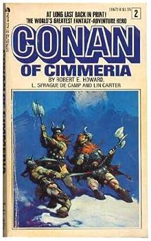 Conan of Cimmeria - Book  of the Conan the Barbarian