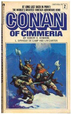 Conan of Cimmeria (Conan #2) 0441116728 Book Cover