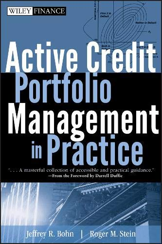 Image OfActive Credit Portfolio Management In Practice (Wiley Finance Editions)