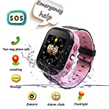 Best Kids Watches - Kids Smartwatch for Boys and Girls Children GPS Review
