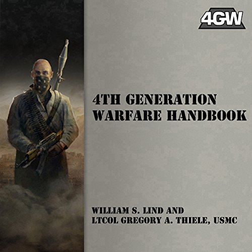 4th Generation Warfare Handbook cover art