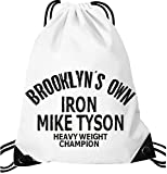 EZYshirt Brooklyn`s Own Iron Mike Tyson Herren Hoodie