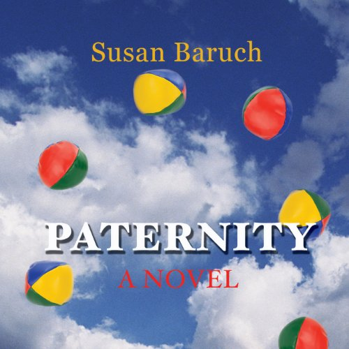 Paternity audiobook cover art