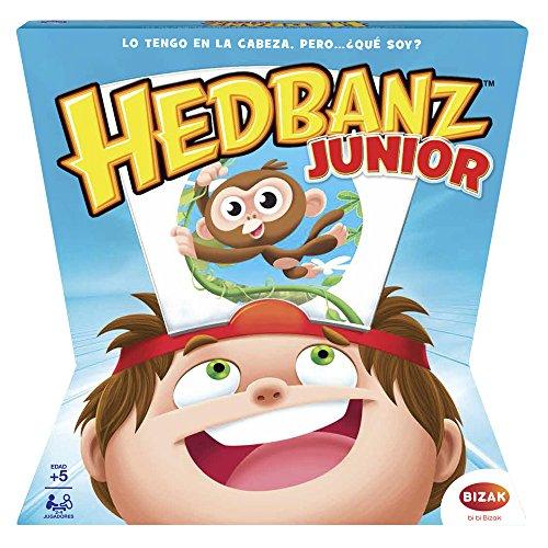 Bizak Headbanz Adivina-Spiele, das Futter Junior (BIZAK 61924596)
