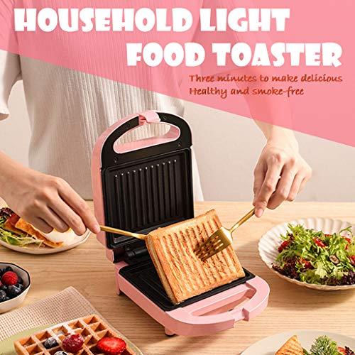 Best Review Of Dergo Bread Machine, Home Cake Machine Bread Machine Heating Baking Breakfast Machi...
