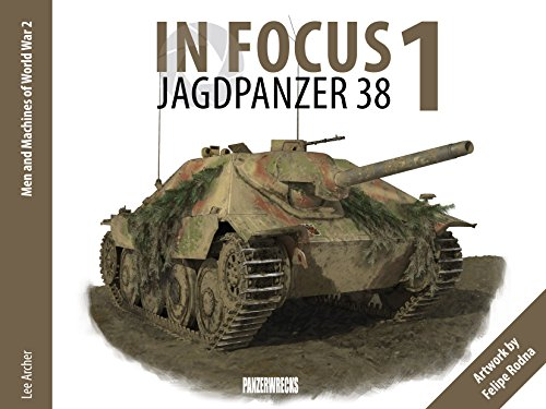 In Focus 1: Jagdpanzer 38