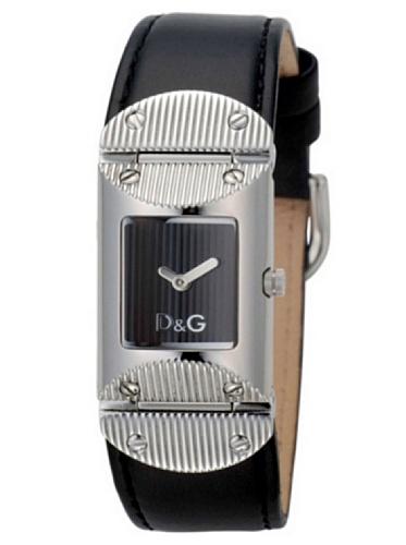 D&G DW-0325 - Reloj de Señora Movimiento de Cuarzo con Correa Piel