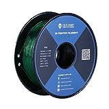 SainSmart - Filamento in TPU per stampante 3D, smeraldo, 1,75 mm, 0,8 kg