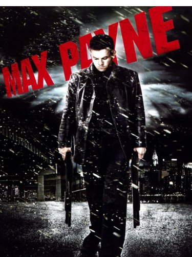 Max Payne cover