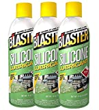 B'laster 16-SL Industrial Strength Silicone Lubricant 3 Pack