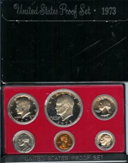 1973 U.S. Proof Set in Original Government Packaging