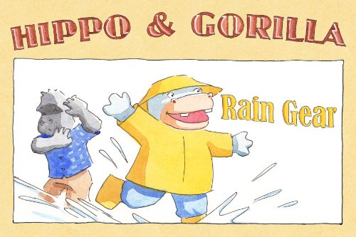 Download Rain Gear (Hippo and Gorilla Book 3) (English Edition) B00AQJKSES