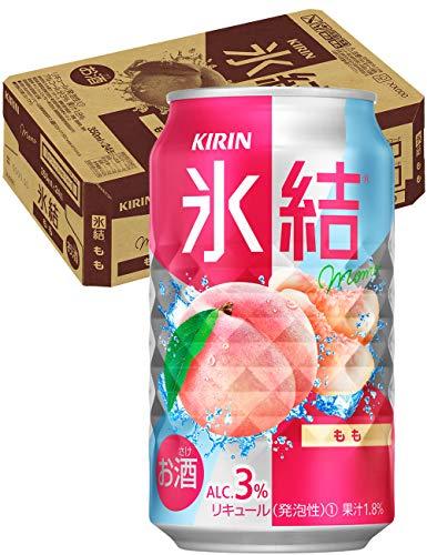 キリンビール 氷結 もも 350ml×24